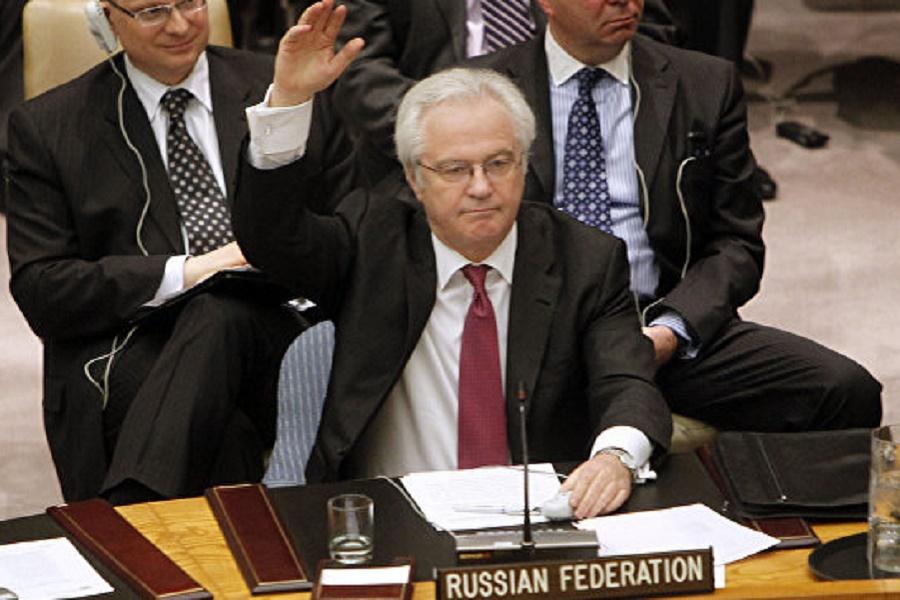 """""""Не позволим оскорблять Россию"""": яркие высказывания Чуркина"""