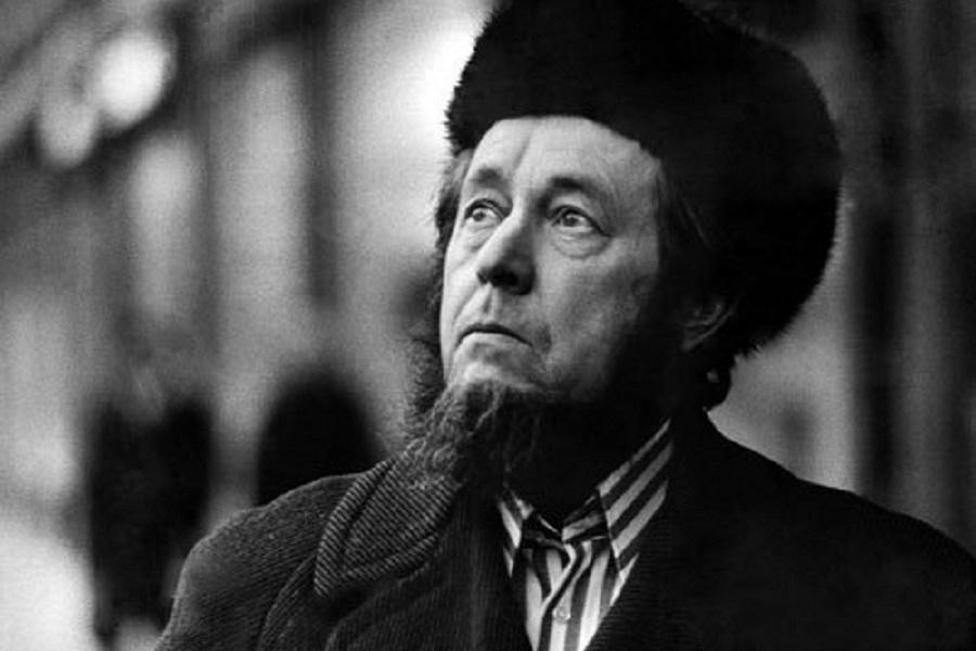 Солженицын. Единожды солгав – кто тебе поверит? Жить не по лжи