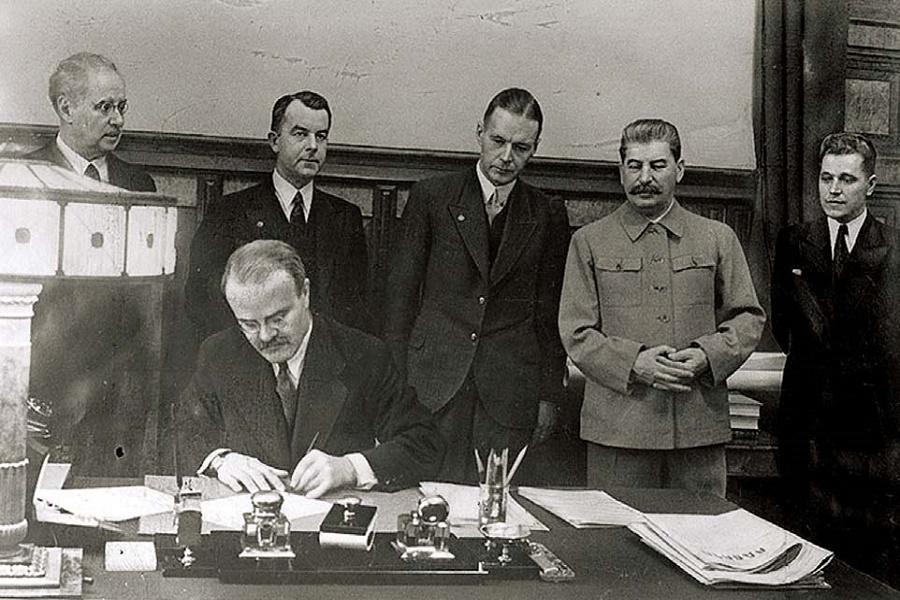 Как Сталин не отдал полякам Львов. Стенограмма