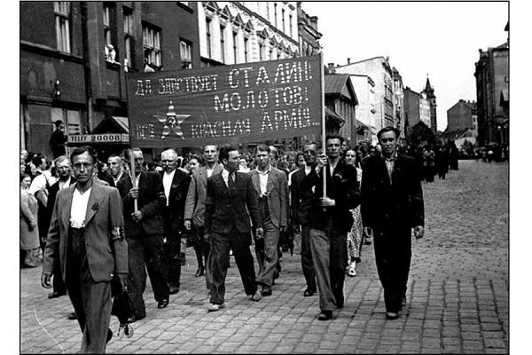 Почему литовцы хотели в СССР?