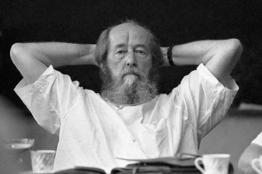 Картинки по запросу солженицын