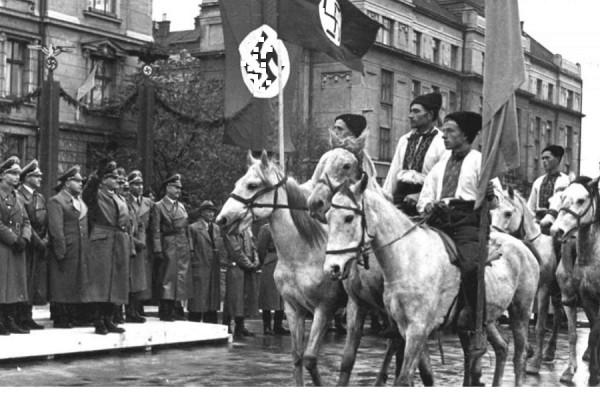«Закон о украинском языке писали немцы III рейха для евреев»