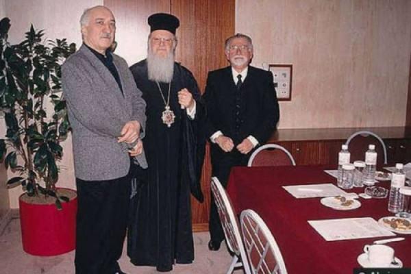 Варфоломей и Фетхуллах Гюлен — давние друзья и «братья по оружию»