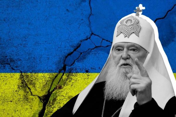 Псевдо-патриарх Филарет: «Мы недовольны статусом митрополии»