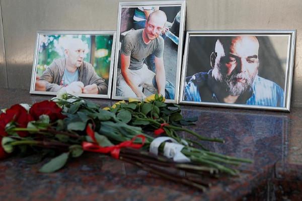 Материалы об убийстве российских журналистов в ЦАР - собранные детективом ФАН - уже в СК РФ