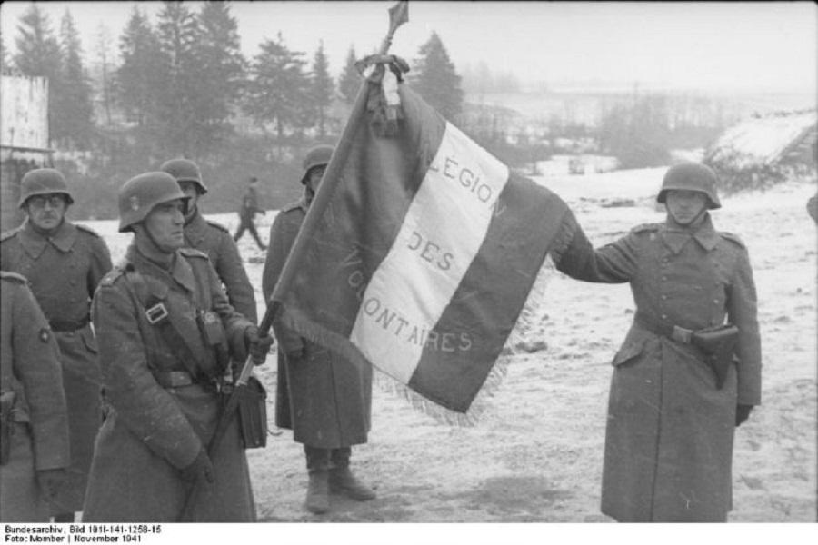 За Гитлера воевали миллионы европейцев
