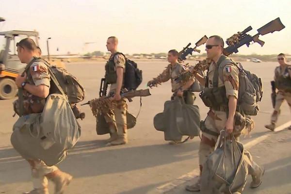 Убегая из Сирии, американцы «забыли» французский спецназ