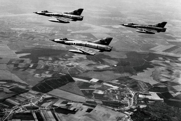 Пример для России: Израиль в 1967-м разбомбил дамбу в Сирии