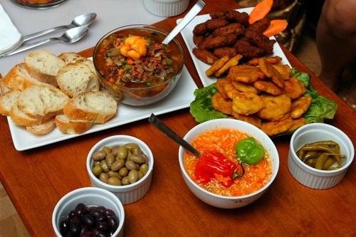 Африканская кухня в таллинне