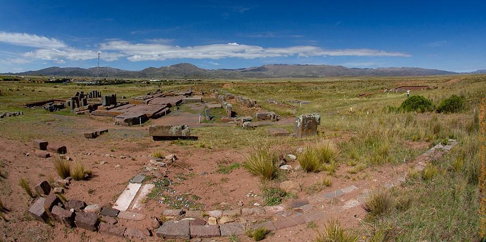 С виду Пума-Пунку это груда развалин. А было самое грандиозное строение в регионе.