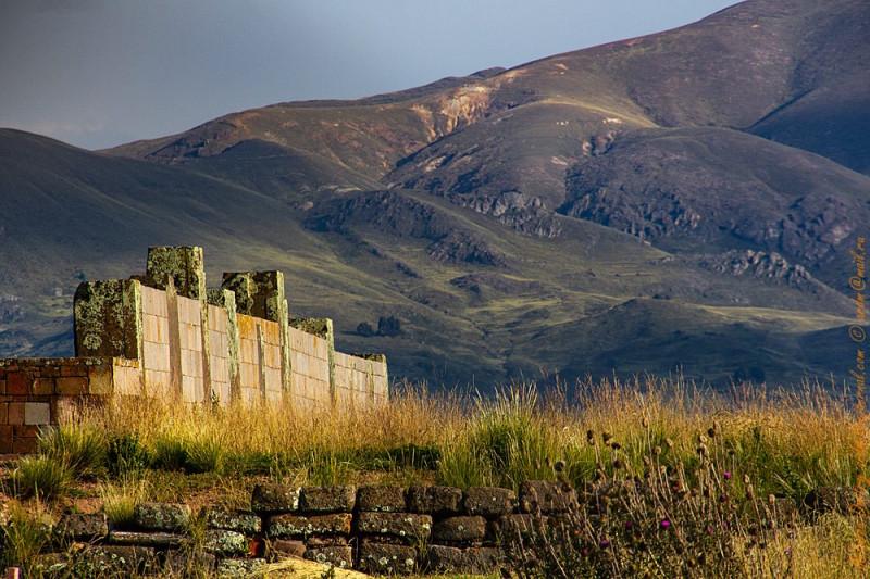 Западная стена Каласайя сегодня - смотрится шикарно