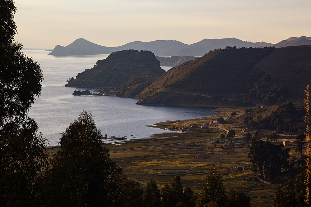 Озеро Титикака. Здесь свой колорит