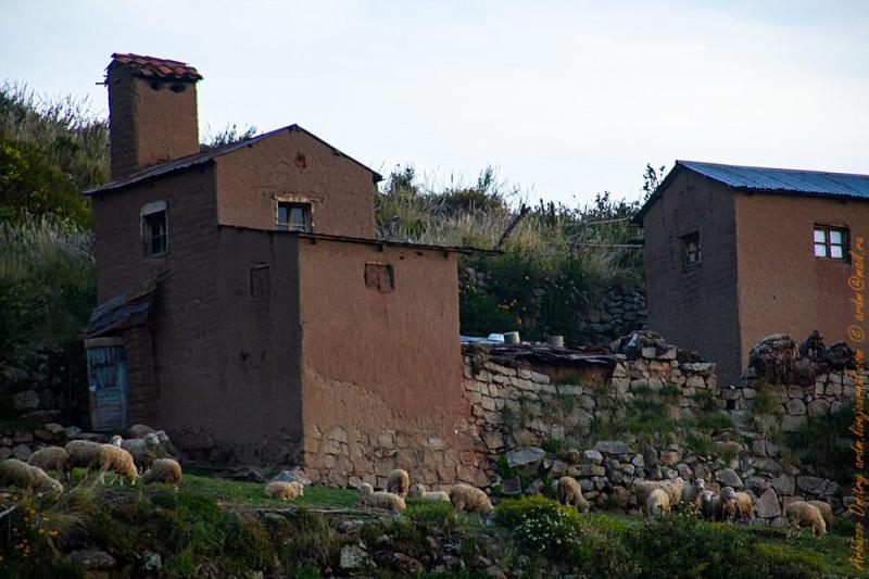 Традиционные домишки
