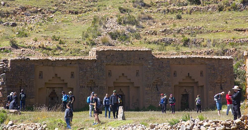 Остатки Храма Солнца