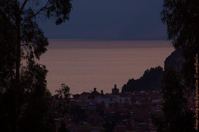 Вечерняя Копакабана
