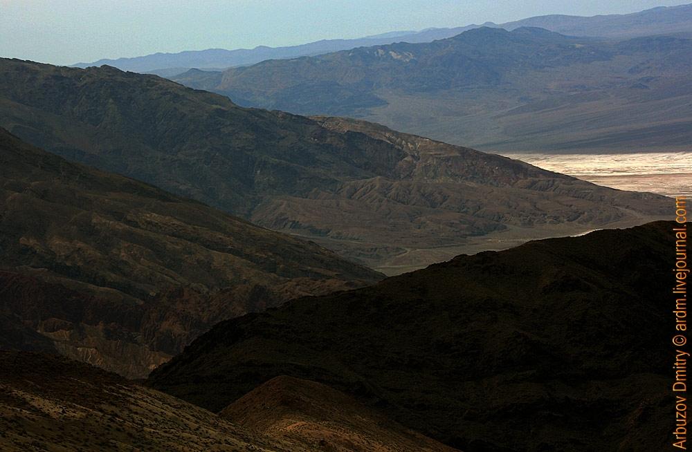 Горы Panamant Dunes