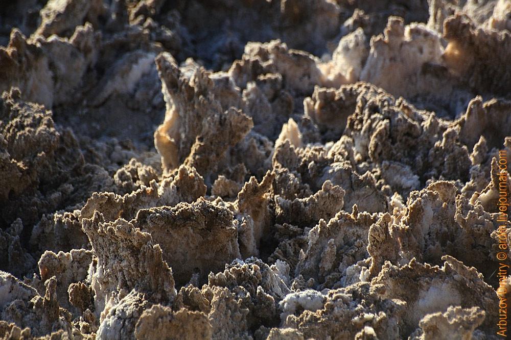 Долина Смерти. Badwater