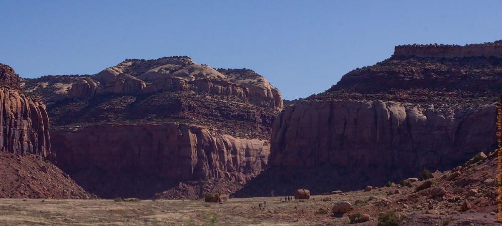 И правда, здесь, на плато Колорадо, ты оказываешься словно на другой планете