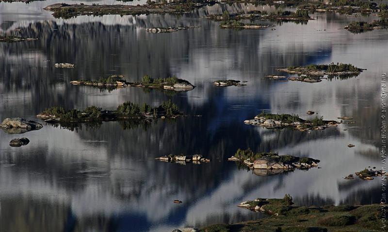 озеро 1000 островов