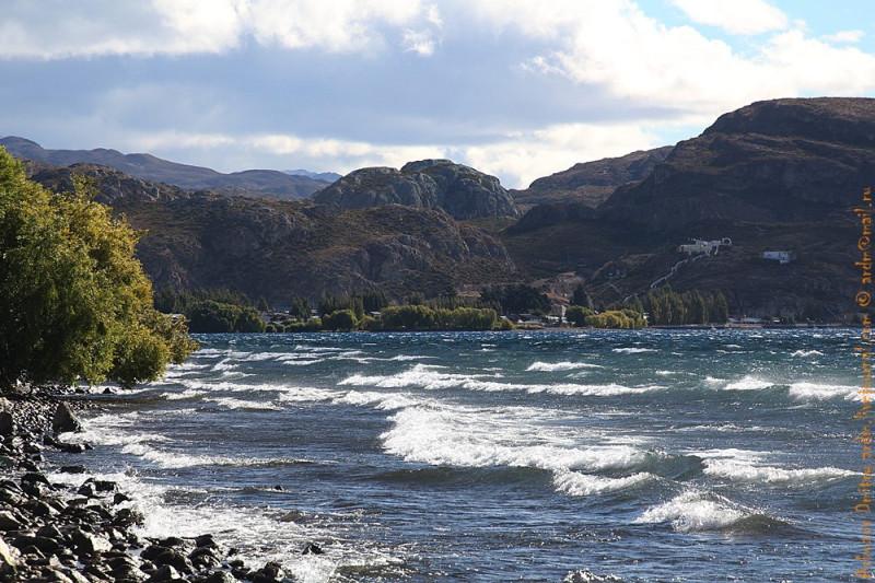 Чиле-Чико - озеро Хенераль Каррера