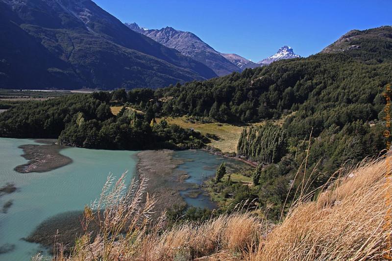 Новые долины, новые горы - Хенераль Каррера осталась позади, за перевалом