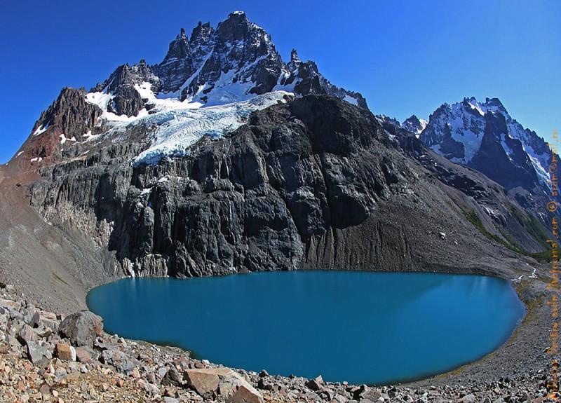 Гора Cerro Castillo
