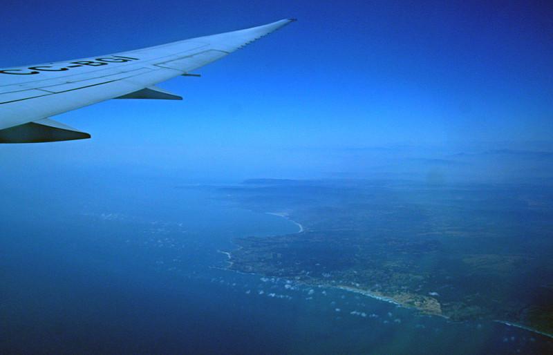 Край крыла, край континента