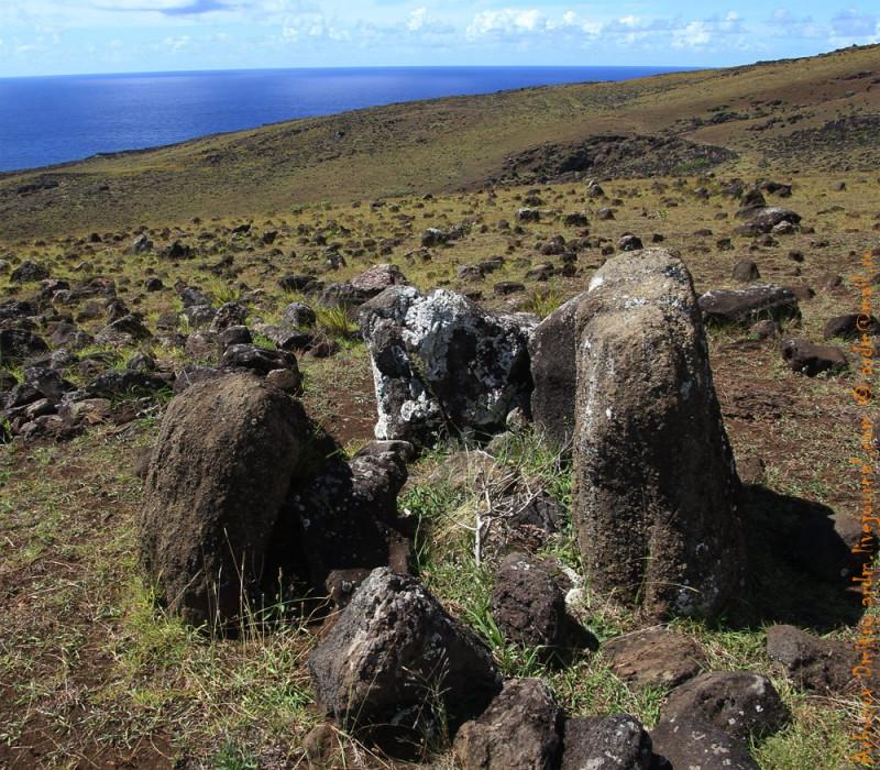 Камни, поставленные кругом