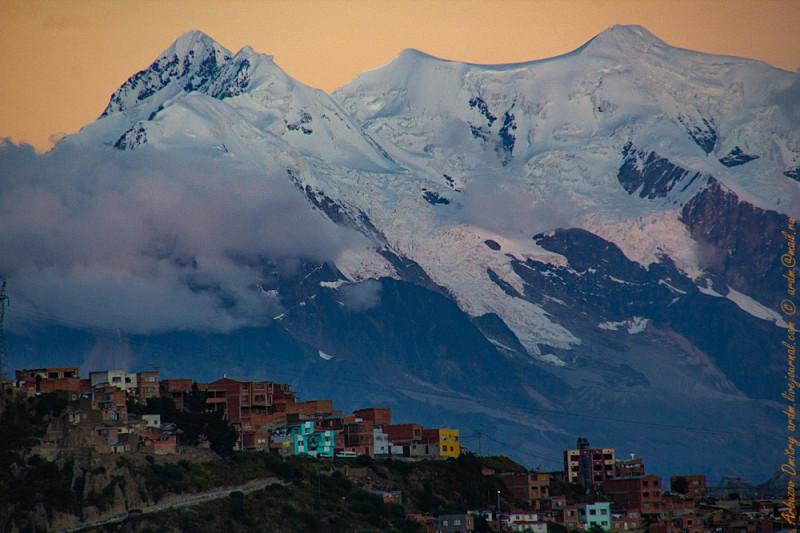Ла-Пас - весьма колоритный город!