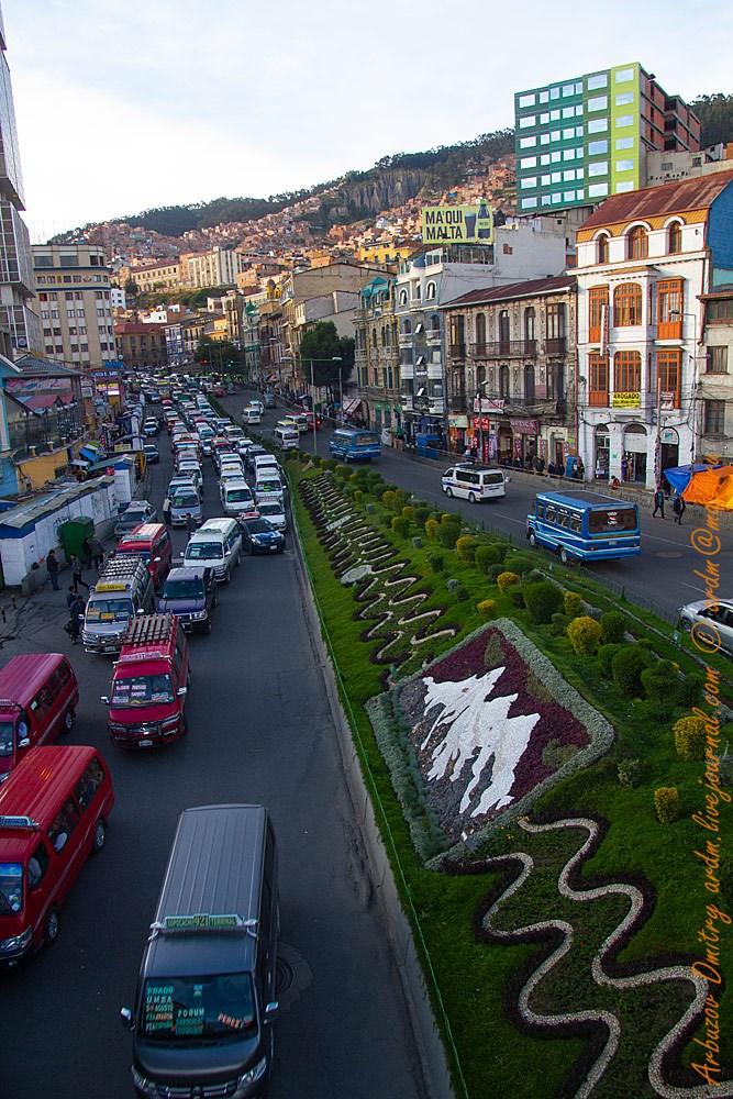 Улица Прадо. Когда-то текла горная река