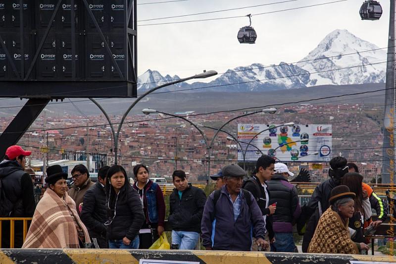 Типичный Ла-Пас