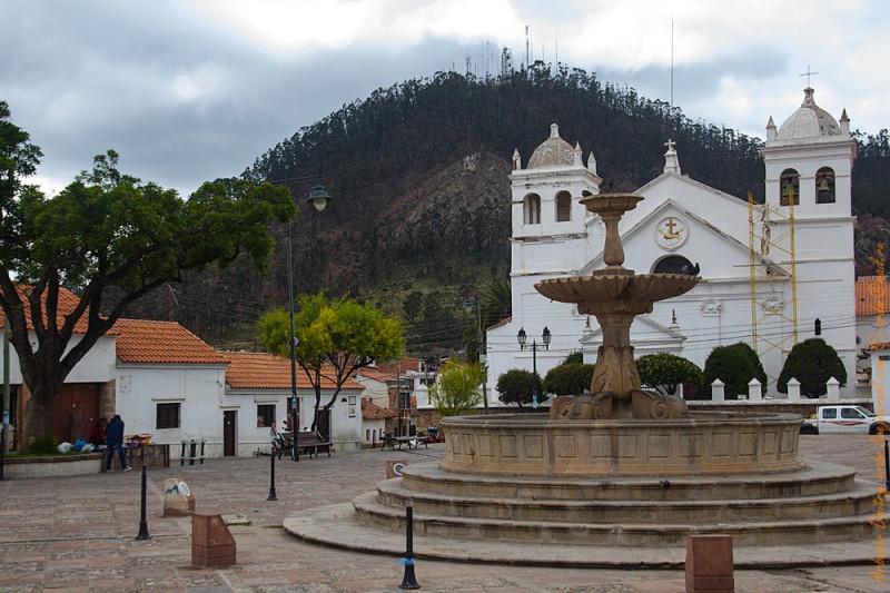 Monasterio de La Recoleta или Santa Ana de Montesión