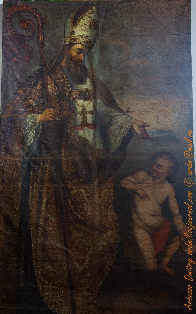 Св. Августин, 18 в