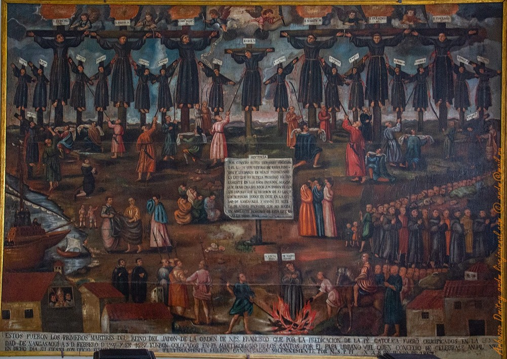 Мученики - францисканцы