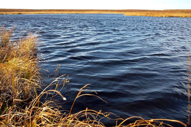 Озера на пути к Трем Островам