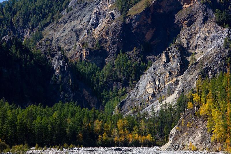 Долина реки Иркут
