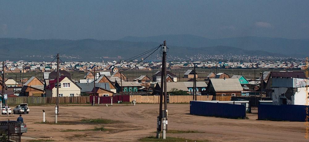 Неплохо так выглядит Бурятия на подъезде к Улан-Удэ