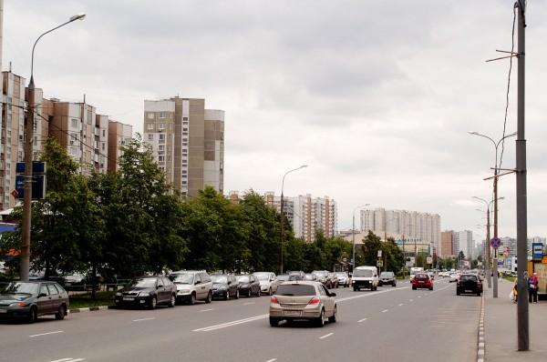 Улица_Перерва_(Москва)_вид_№1