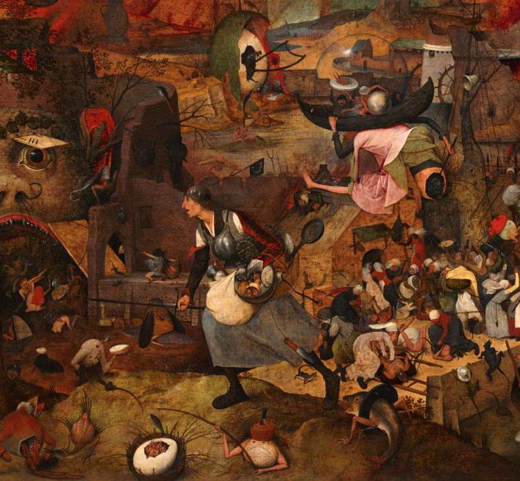 Bruegel-Dulle-Griet-Antwerpen