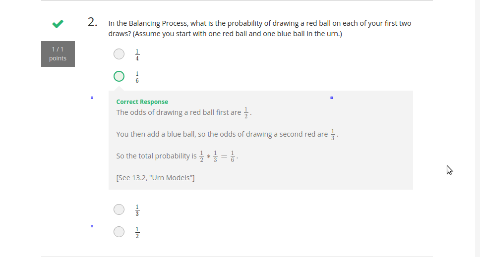 model thinking coursera quiz answers