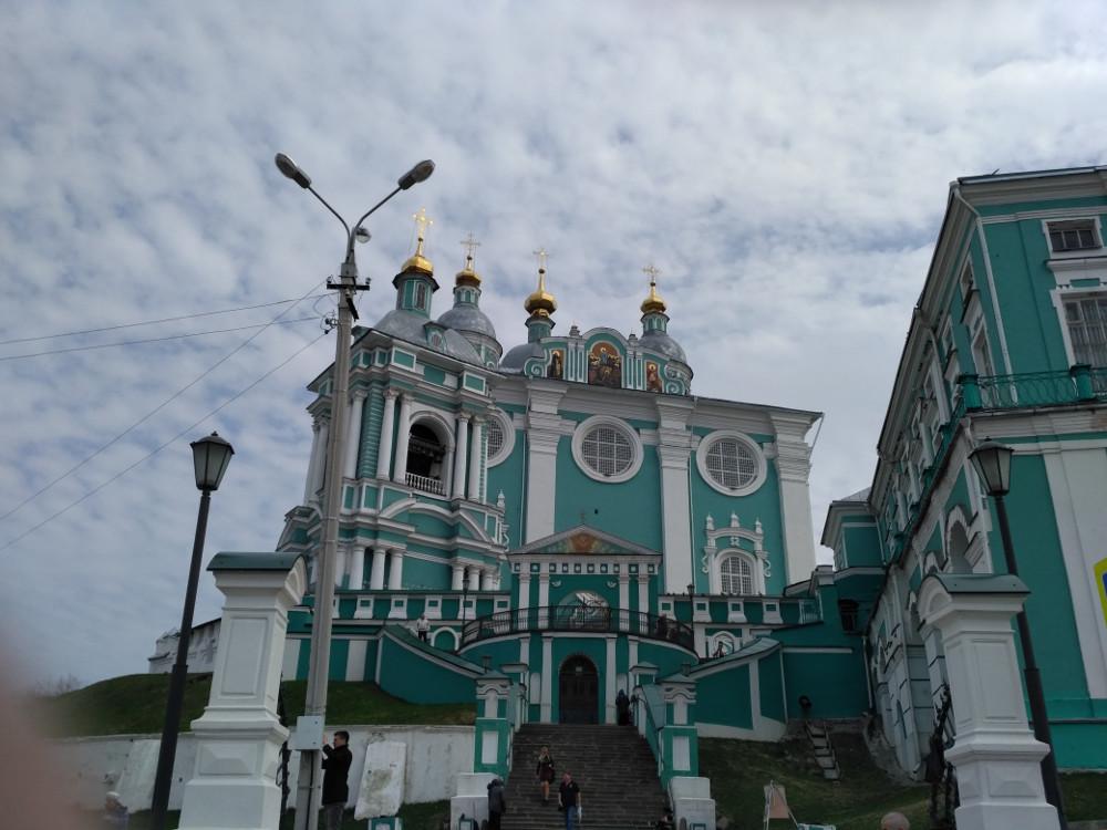 Главный собор города - Успенский