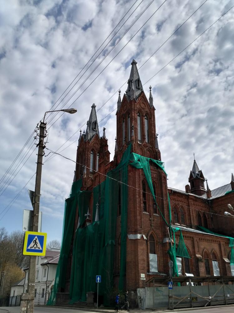Костел Непорочного зачатия Девы Марии (улица Урицкого)