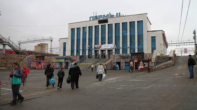 «Современное» здание главного городского вокзала (фото с сайта kommersant.ru)