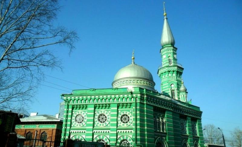 Пермская соборная мечеть – одно из красивейших зданий города (1903 год). Фото с сайта top10.travel