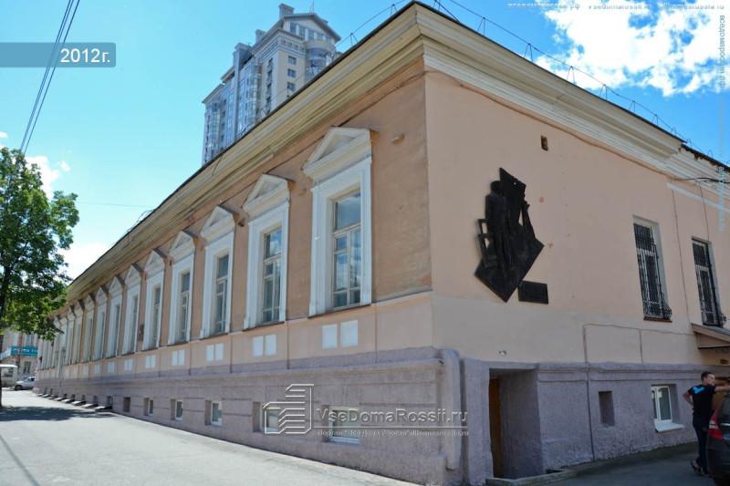 Пермский дом семьи Дягилевых в конце XIX века почти 30 лет был центром культурной жизни города (фото с сайта vsrdomarossii.ru)