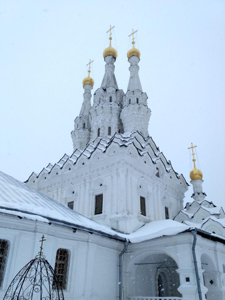 Вязьма. Одигитриевская церковь