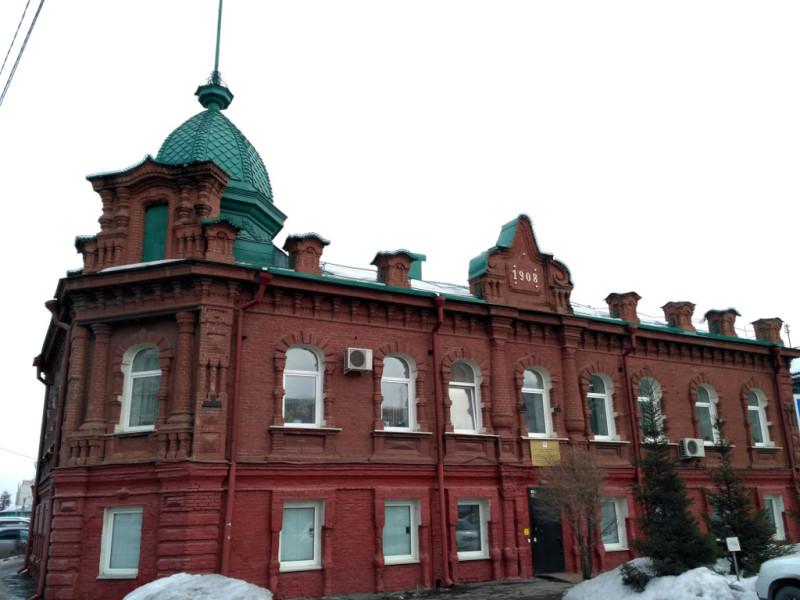 Дом заводчика Куликова (1908 г.)
