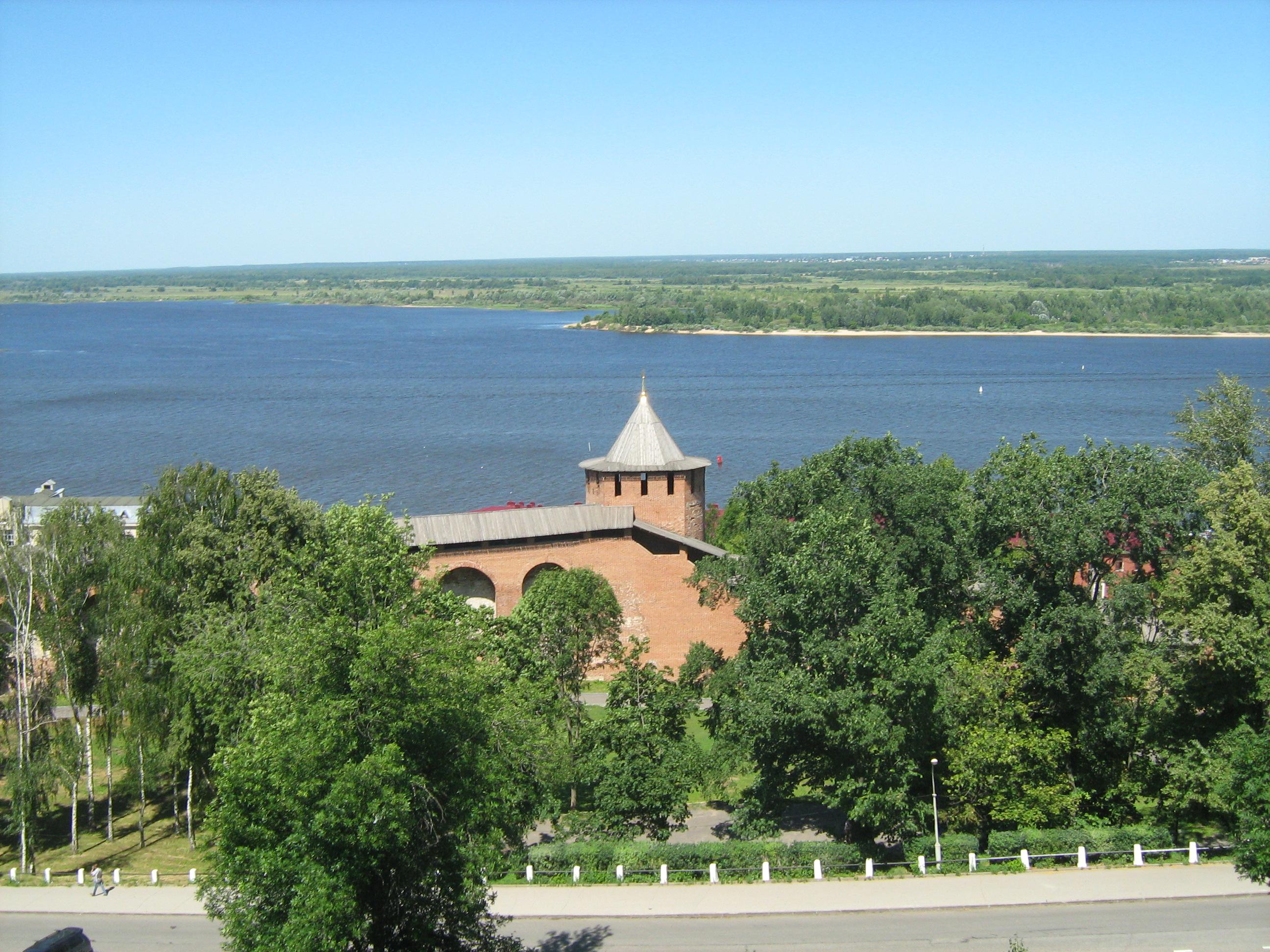Волга Матушка...