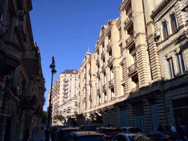 Обновленная улица исторического центра