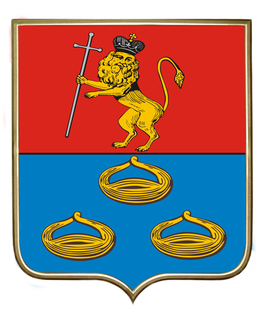 Исторический герб Мурома (1781 г.). Изображение с сайта geraldika.ru